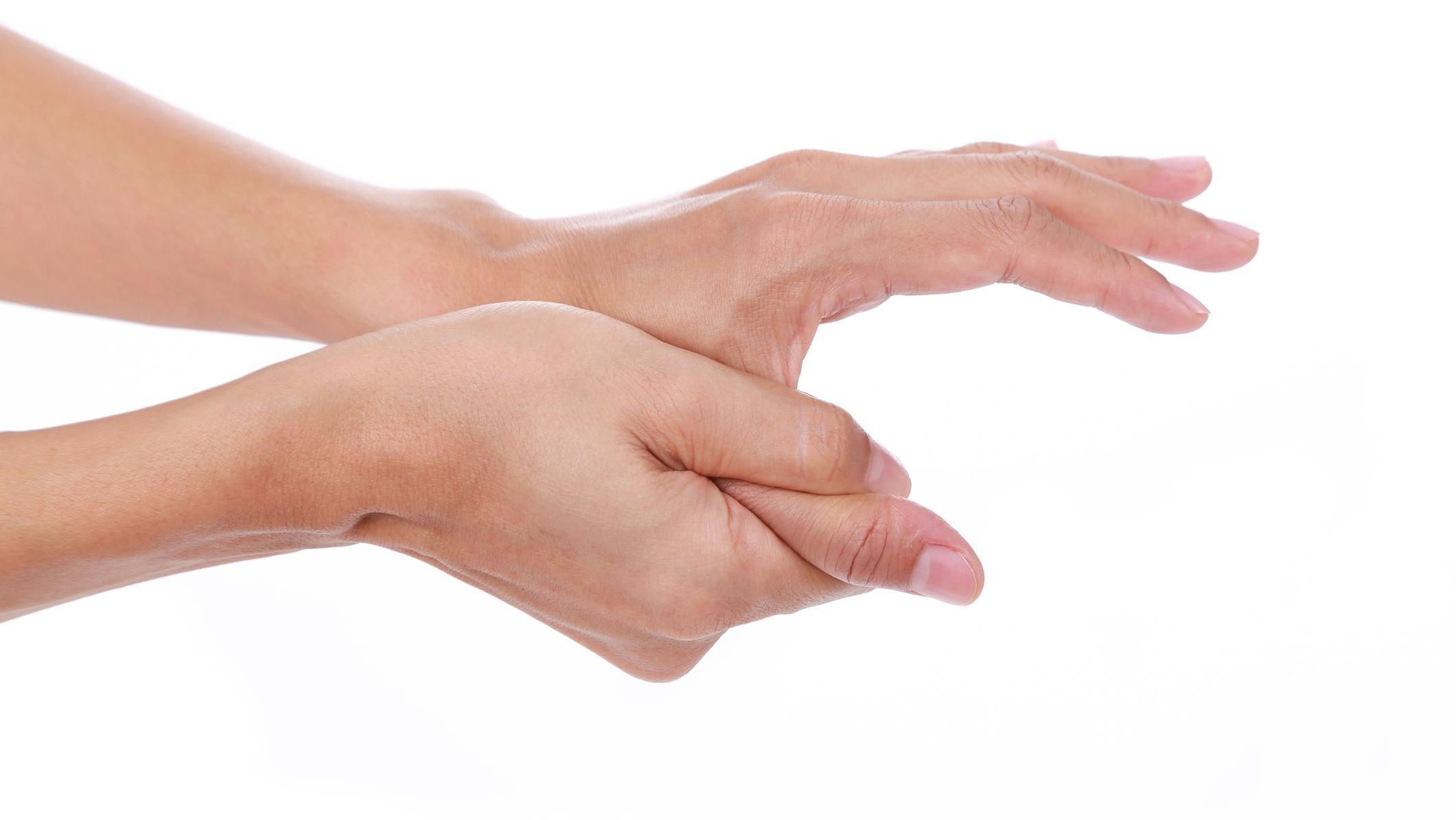Zespół cieśni nadgarstka
